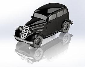 1943 GAZ-M1 For 3d Printing