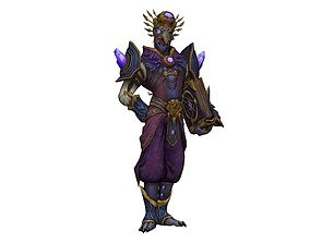 Thoth is from the game Smite 3D