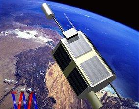3D model Tolou Satellite