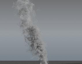 Smoke Rising 06 - VDB 3D model