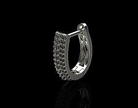 Earrings 1794 3D printable model