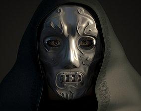 3D printable model Doom Mask