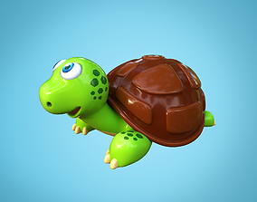 themed 3D Turtle