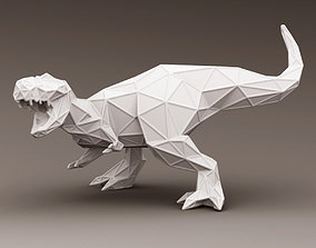 3D PRINTED MODEL T-REX-DEIGN
