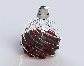 3D wine Perfume