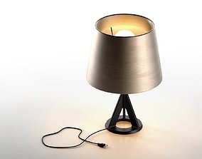 3D model Base Table Lamp