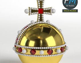 3D Royal orb
