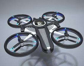 Drone 3D scifi