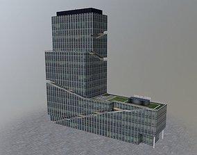 3D asset Amsterdam Vinoly