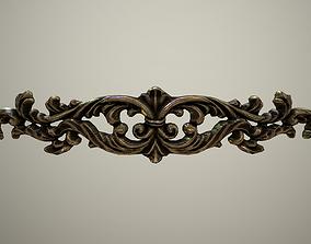 3D model Luxurious Bronze Ornament