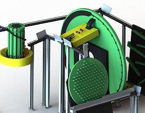 3D printable model Marble Machine 05