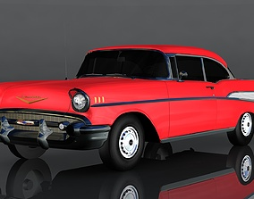 Chevrolet Bel Air 3D asset