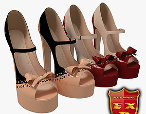 Miu miu women s shoes 3D