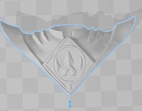 Power rangers 3d file Shield lord drakkon lorddrakkon