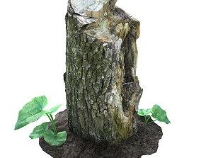 other Tree stump 3D