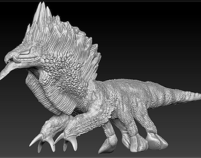 3D Griffin without wings