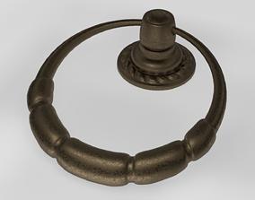Bronze Furniture Handle 8 3D