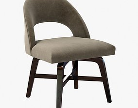 3D model Lily Jack dining chair