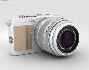 3D model Olympus PEN E-PL5 White