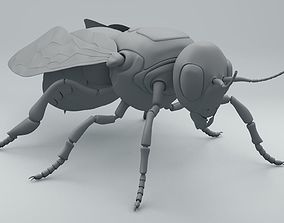 Bee SubDiv 3D