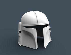 The Mandalorian 2019 Helmet for 3D print