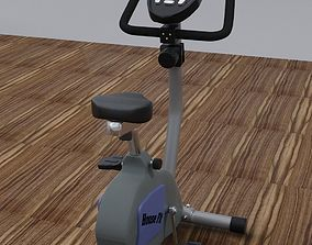 3D model Bicycle Exercise Bike 3 D