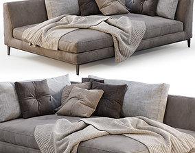 Poliform Sofa BELLPORT 3D