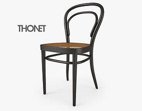 3D Thonet 214 Chair