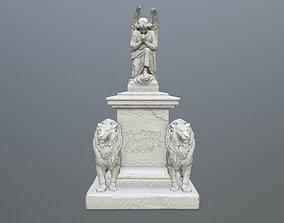 statue 4 3D printable model