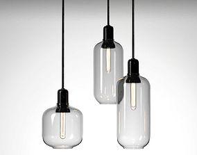 Amp Pendant Lamps 3D