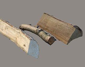 3D model Firewood pack