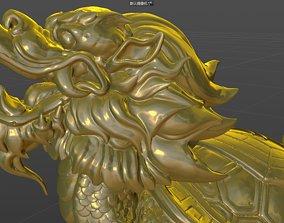China Xuanwu Tortoise Ancient sacred Animal 3D model