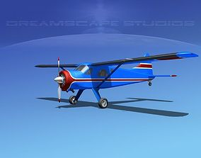 3D Dehaviland DH-2 Beaver SL14