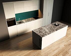 53-Kitchen5 texture 5 3D model