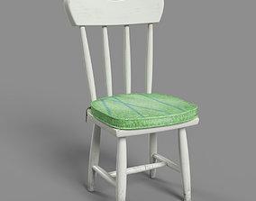 Toon Chair 3D model