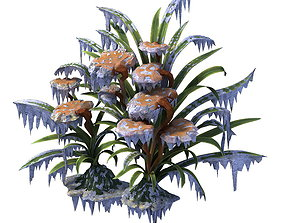 Game Model - Hanging Garden - Sinopec Ganoderma