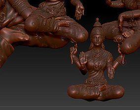 Lakshmi Statue 40024 3D print model