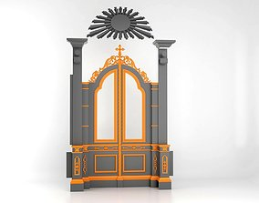 Doors artcam 3D model