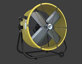 3D model Air Circulator