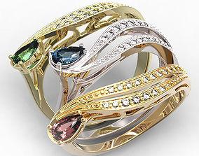 3D printable model Gold ring 28-1