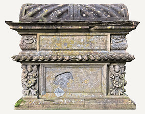 3D asset Morgan Bale Tomb