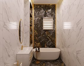 New classic Bath 3D asset