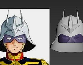 3D printable model Mobile Suit Gundam 0079 Char Aznable 2