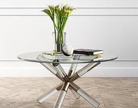 3D Coffee Table Pavlova West Elm