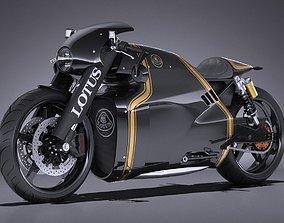 3D model Lotus C-01 2017