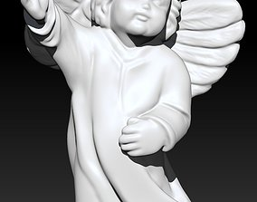 spirituality Angel 3D printable model