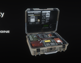 3D Brief Case Bomb