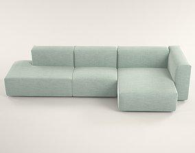 Mex sofa 3D model
