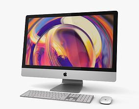 Apple iMac 27 2019 3D