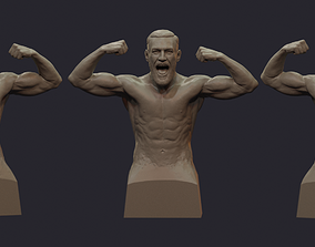 3D print model Conor Anthony McGregor ufc